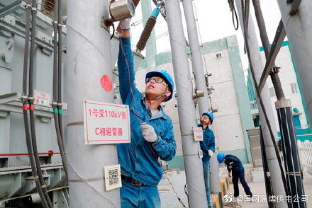 110千伏变电站开展避雷器泄漏电流带电测试工作