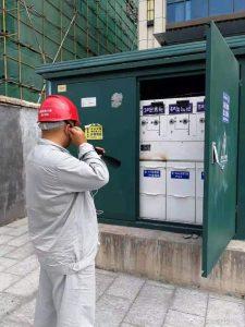 箱变、环网柜带电超声波局放检测