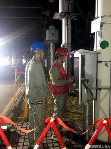线路间隔的电缆回路恢复和复查