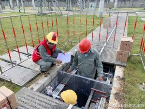 国网湖北检修公司对电缆沟开展专项排查整治