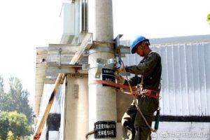 更换安装TTU-配电变压器监测终端