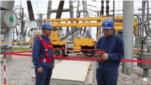 国网河北检修公司变电站设备检修试验