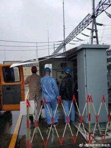国网江苏检修公司开展开关机构修理以及三相不一致回路优化工作