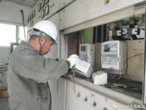 检查配电房、用电设备及线路,及时更换已氧化线圈