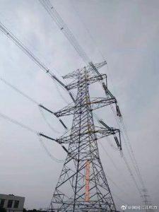 9天完成玉山500千伏线路增容改造工程工作