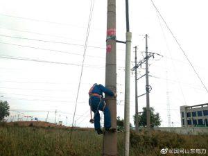 国网河口区供电公司持续开展线路特巡