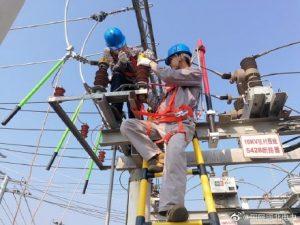 35千伏张村变电站缺陷处理和预防性试验