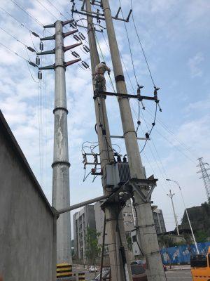 智茂机械制造线路抢修-外线电缆试验