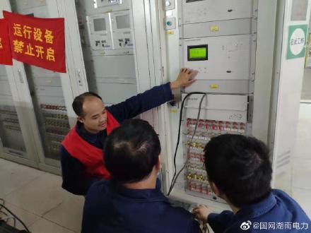 110千伏东湖变2号主变及三侧设备进行检修试验、保护校验工作