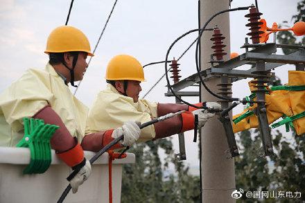 对10千伏王楼线陈庄3号配电变压器故障进行紧急抢修