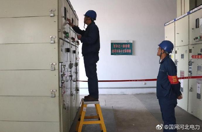 35千伏蒲地变电站开展马闲线741开关保护装置速断过流试验