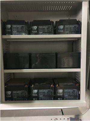 卡斯马公司配电室检修、试验