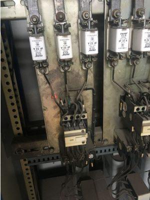 广越都市工业园配电房缺陷调查