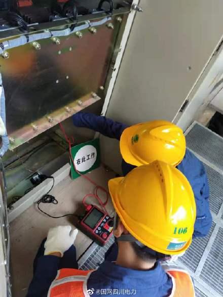 对10千伏共集线952电缆的进行绝缘电阻检测、直流泄漏、交流耐压试验