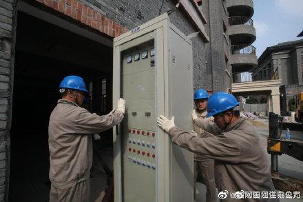 电房用电设备检测