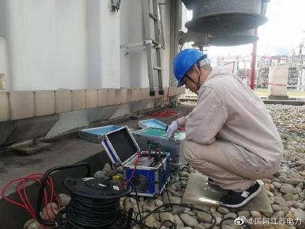 江苏省送变电有限公司电气试验二班抢修主变渗油并进行预防性试验