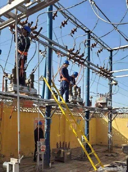 35千伏于园变电站开关及保护检修试验