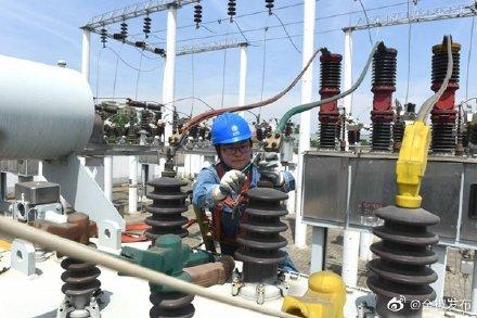 安徽省全椒县十字镇35千伏开发区变电站安装调试电力设备